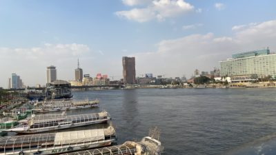 Adventure in Egypt –Day 1–
